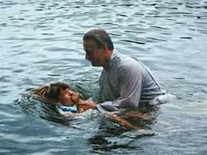 What Is Water Baptism By Immersion According To The Bible