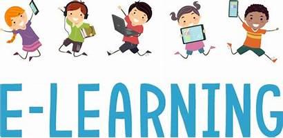 Preschool Education Learning Distance Children Elearning Kindergarten
