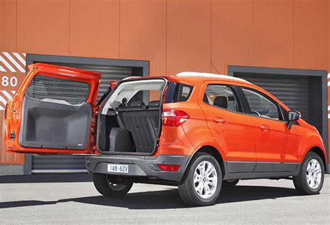 Ford Ecosport 2014 At ford ecosport 2014 review carsguide
