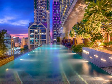 Thailands Most Incredible Infinity Pools Indochinatours