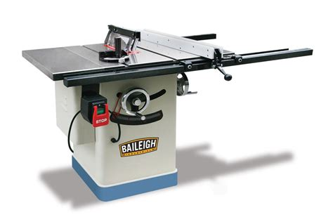 Cabinet Table Saw Australia by Entry Level Cabinet Saw Ts 1040e 30 Baileigh Industrial