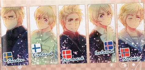 Which For The Nordic Countries Hetalia Images Nordics Hd Wallpaper And Background Photos