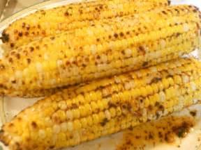corn on the grill fire grilled chili lime corn cobs recipe dishmaps