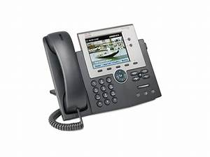 Tlphone Fixe CISCO IP Phone 7945G Neuf Adopte Un Bureau