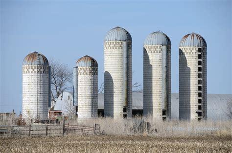 three silo farm the elemental eye freeman five silos the elemental eye freeman