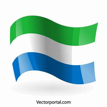 Flag Leone Sierra Austrian Vector State Flags