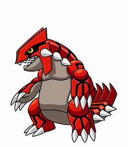 Groudon Pokemon Movie 6 Images | Pokemon Images