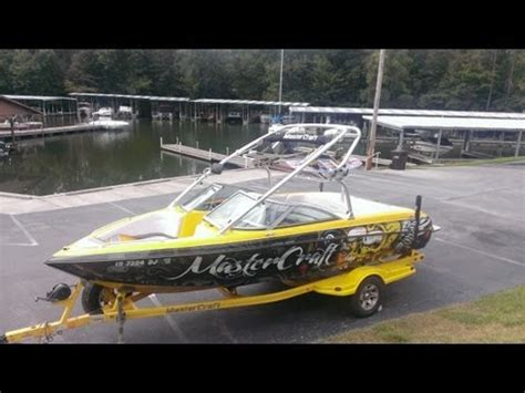 Ski Boat Knoxville Tn by 2005 Mastercraft X 10 For Sale In Knoxville Tn