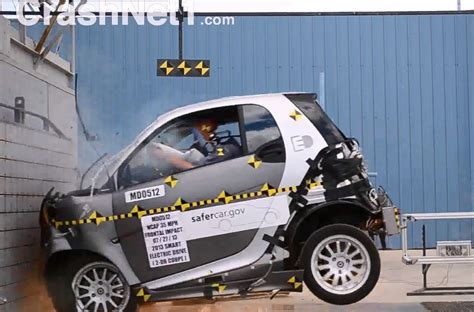 crash test siege auto 2013 2013 smart electric drive 4 overall for crash