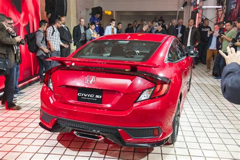Boulgom Si E Auto 2017 Honda Civic Si Specs Launch Interior Images 2016