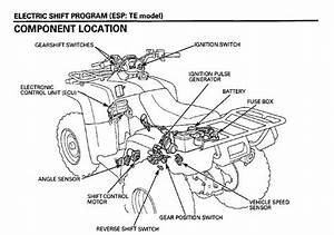 31 Honda Recon Parts Diagram
