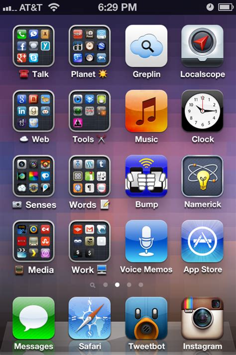 iphone home screen layout ideas how to arrange your iphone home screen to get things done