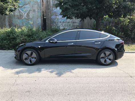 12+ Tesla 3 Premium Upgrades Pics