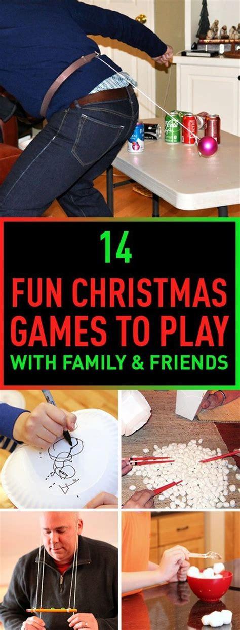 De 20+ Bästa Idéerna Om Christmas Games På Pinterest