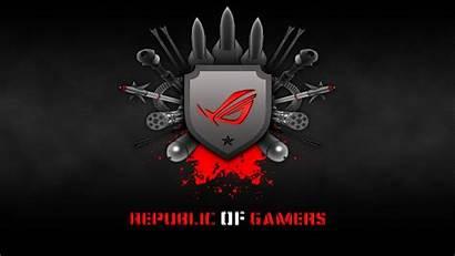 Gamers Republic Asus Gamer Rog Wallpapers Evga
