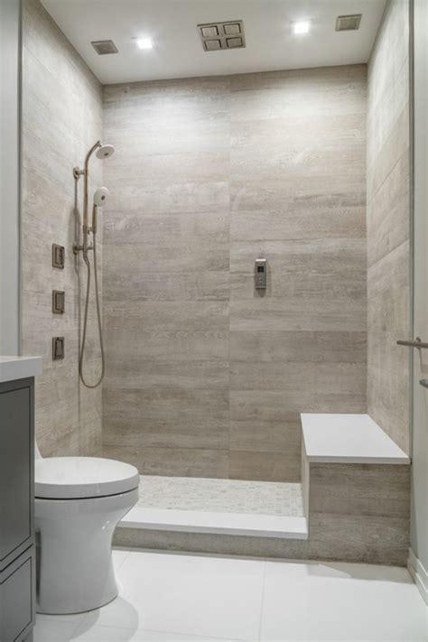 bathroom ideas shower wood tile shower floor zyouhoukan