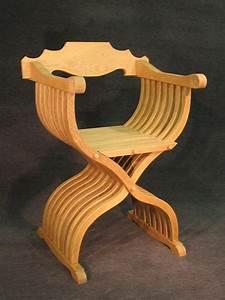Woodworking Plans Medieval Chair Plans Blueprints pdf