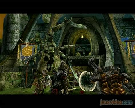 dungeon siege 1 gameplay gameplay dungeon siege ii introduction jeuxvideo com