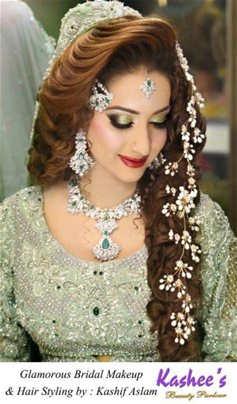 glamorous makeup  hairstyling  kashif aslam  kashees