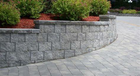 stonewall select retaining wall blocks schuts