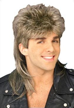 80s Mens Hairstyles by 1980 S Hairstyle Mullet 1980 S