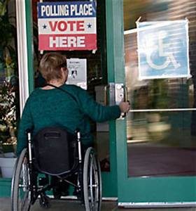 Solutions for Five Common ADA Access Problems at Polling ...