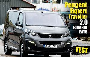 Peugeot Expert Traveller : test peugeot expert traveller 2 0 bluehdi eat6 otohaber ~ Gottalentnigeria.com Avis de Voitures