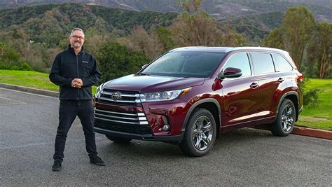 Toyota Kluger New Model 2020 by Toyota Kluger 2017 Review Carsguide