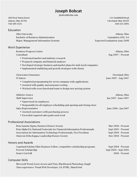 How To Do An Resume by Everything You Need To About How To Resume Information