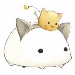 kawaii cat anime animals on
