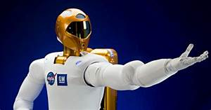 VIDEO: New GM, NASA robot works on cars - and in space ...