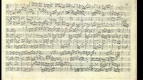 Die Kunst Der Putzfassade by Bach Die Kunst Der Fuge Bwv 1080 Part Iv Cembalo