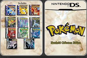 pokemon handheld collectors edition cover