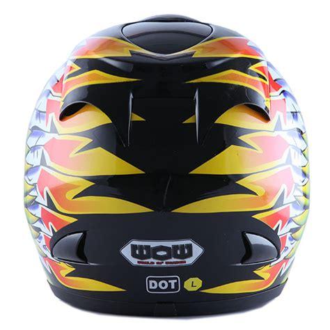 motocross helmets in india new wow dot motorcycle full face helmet street bike indian
