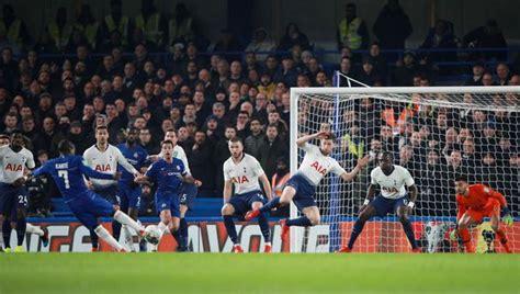 Chelsea 2-1 Tottenham (2-2 agg, 4-2 on pens): Blues reach ...