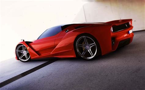 ferrari supercar concept passion for luxury new ferrari f70