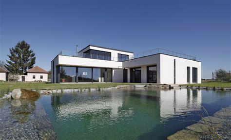 Modernes Haus L Form by Architektur In L Form Massivwerthaus