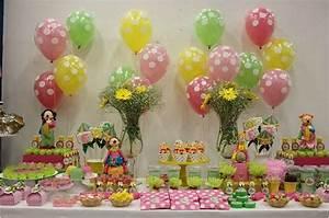 realiser la decoration pour anniversaire denfant en tribu With affiche chambre bébé avec bouquet fleurs et bonbons