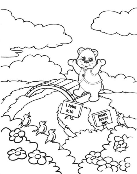 The Gallery For > Awana Cubbies Coloring Pages