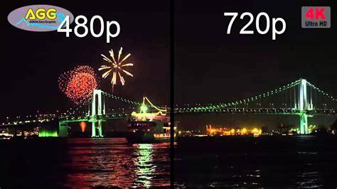720p Vs 480p The Ultimate Comparison!