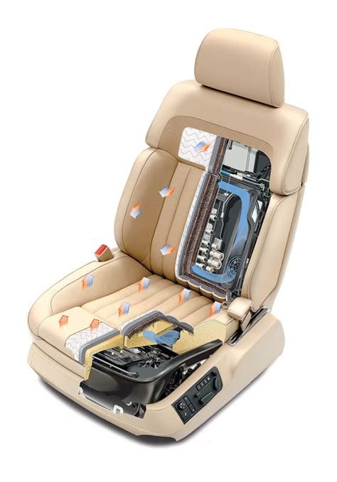 how high tech ventilated seats increase fuel efficiency