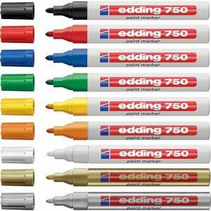 Edding 750 Weiß : edding 750 lackmarker ~ Eleganceandgraceweddings.com Haus und Dekorationen
