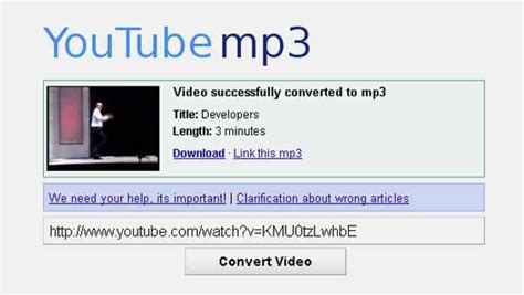 best mp3 convertor blocks website that converts into