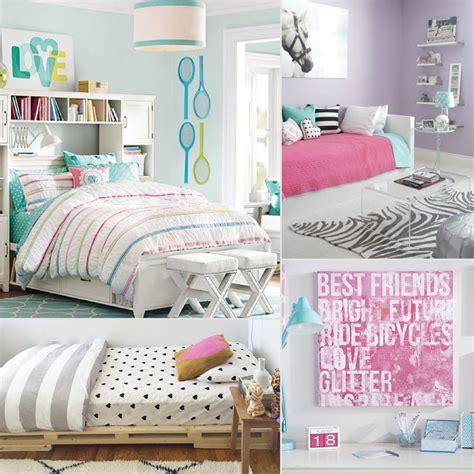 Tween Girl Room Ideas