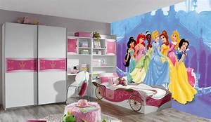 disney princesse poster papier peint xxl 350x250 cm With déco chambre bébé pas cher avec tapis de champs de fleurs