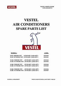 Vestel D9k D12k D18k D24k Service Manual Download