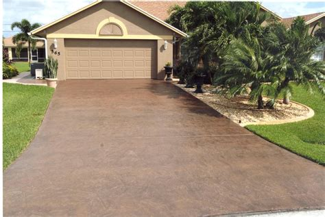Stamped Concrete Price Gallery