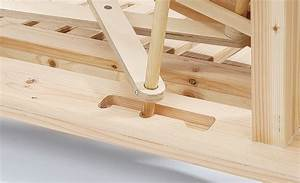 Bauanleitung Höhenverstellbarer Tisch : bank mit klapptisch gartenliege ~ Markanthonyermac.com Haus und Dekorationen
