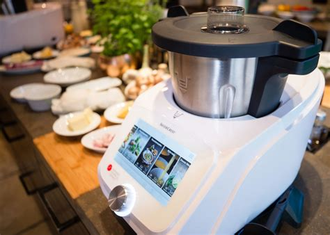 Thermomixalternative Von Lidl Monsieur Cuisine Connect