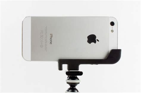 iphone 5 tripod glif tripod mount updated for iphone 5 preorders start